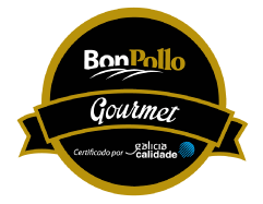 Sello BonPollo Gourmet